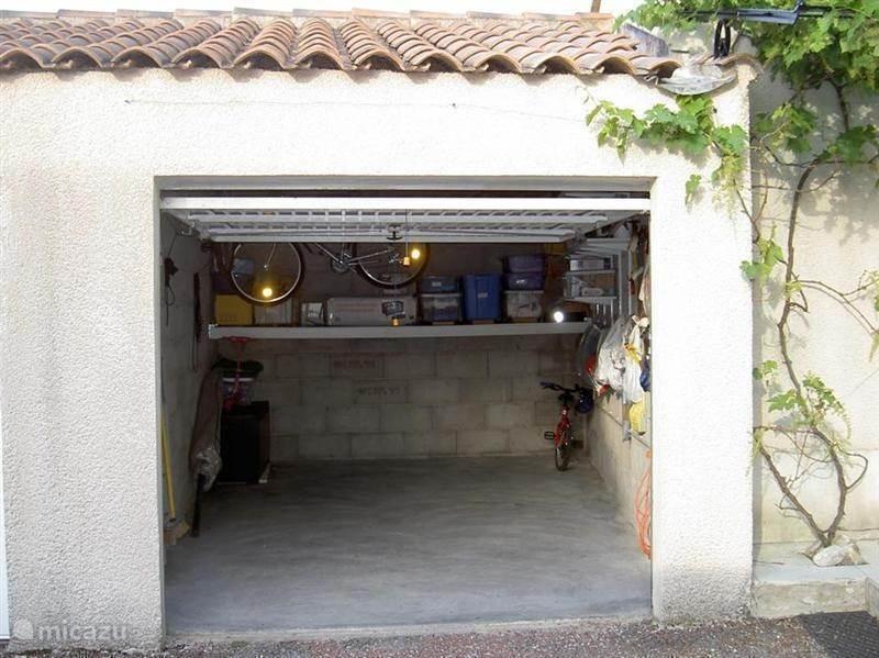 Garage en Fietsen