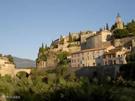 Haute village, Vaison-la-Romaine