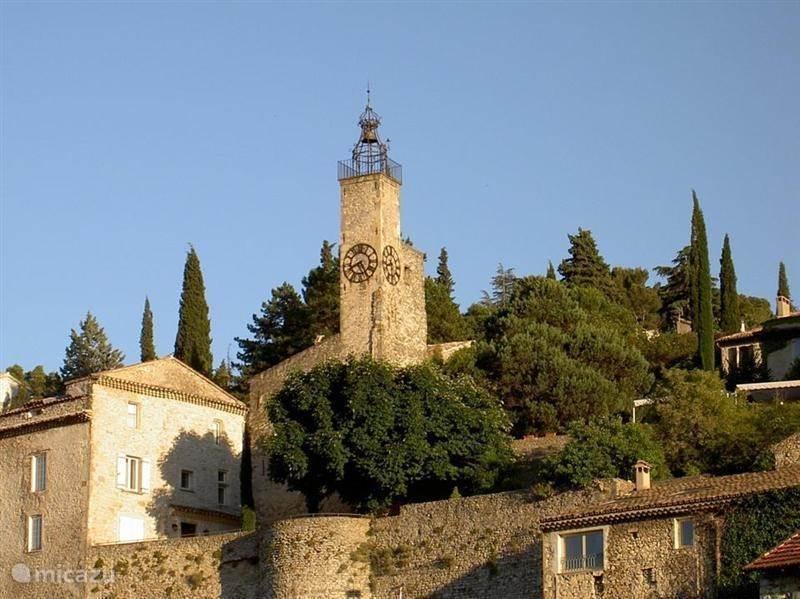 Vakantiehuis Frankrijk, Provence, Vaison-la-Romaine Vakantiehuis Le Clos du Quenin, Villa No. 4