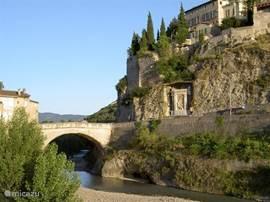 Romeinse brug, Vaison-la-Romaine