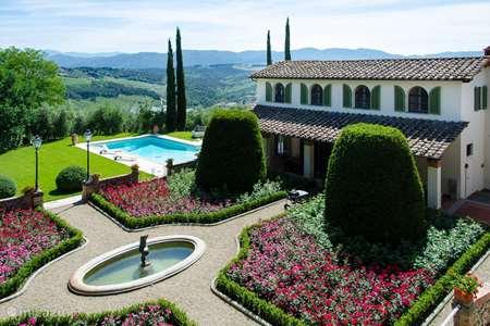 Ferienwohnung Italien – villa Casa delle Rose