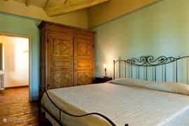 Heerlijke matrassen, speciaal geselecteerd voor een perfecte nachtrust. Airco aanwezig