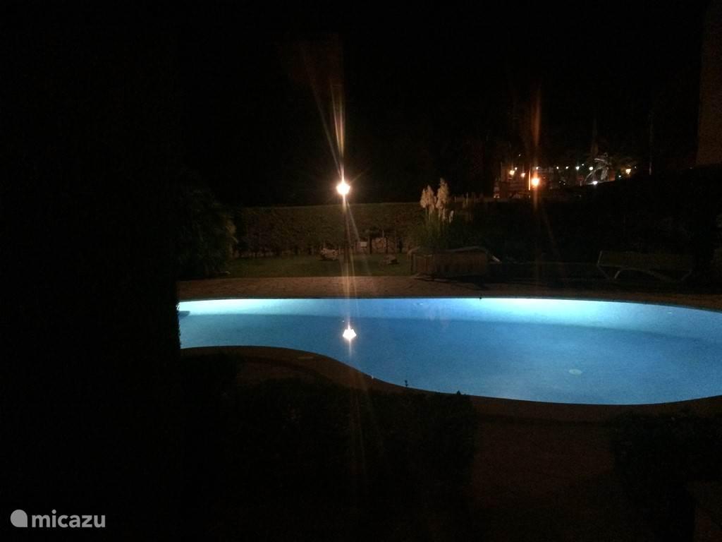 sfeervolle avondverlichting