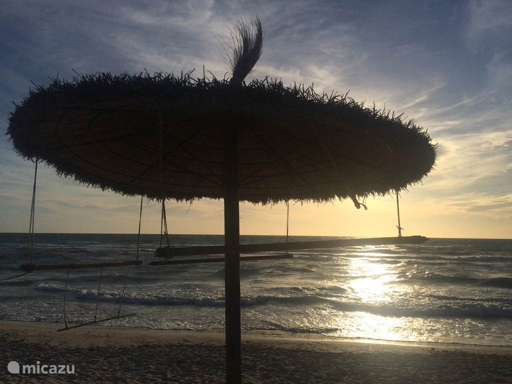Es Trenc Playa Con Chiringuito