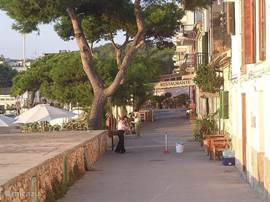 Het dorpje Porto Petro