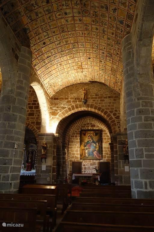 Kerk in Cheylade