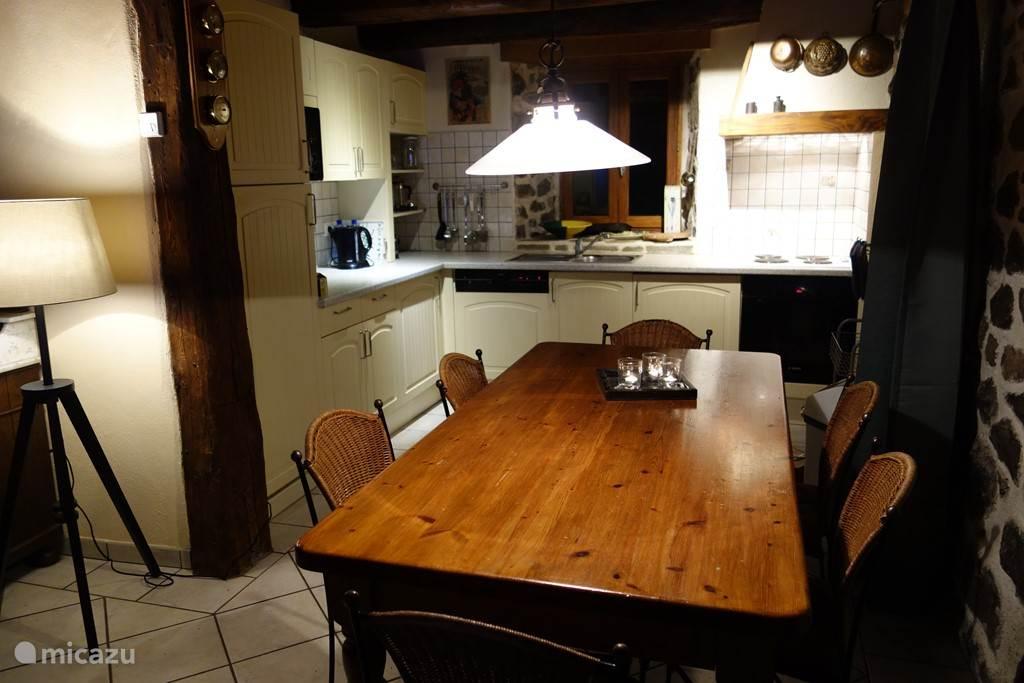 Woonkamer - keuken