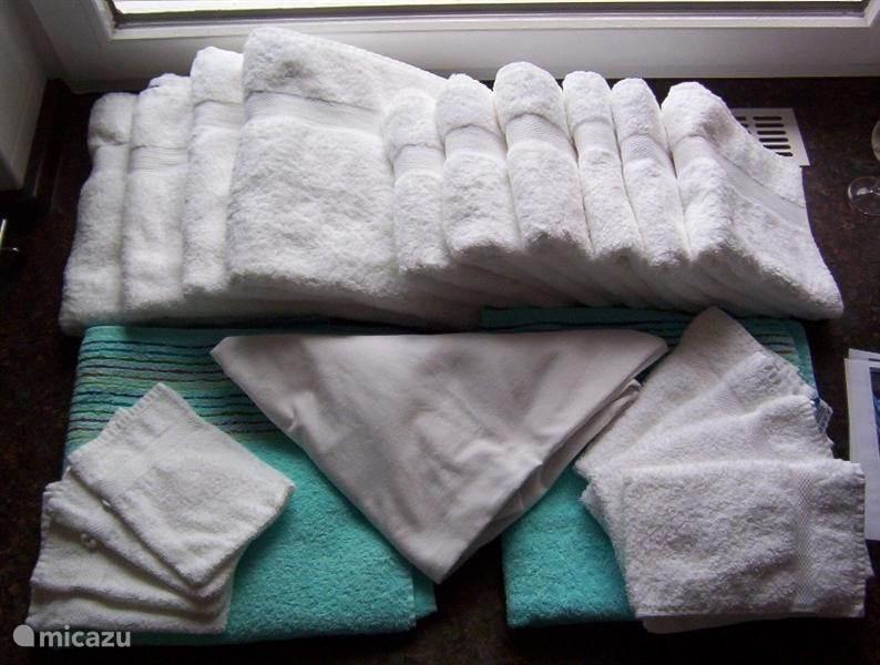 Het handdoeken pakket