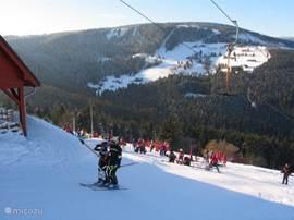 Skigebied Pec Pod Snezkou