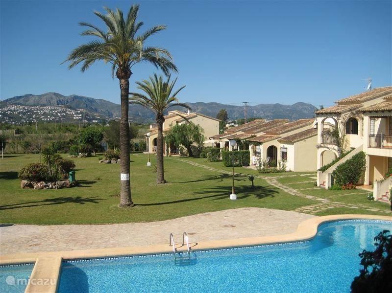 Ferienwohnung Spanien, Costa Blanca, Dénia Bungalow Casa Mimosa ...