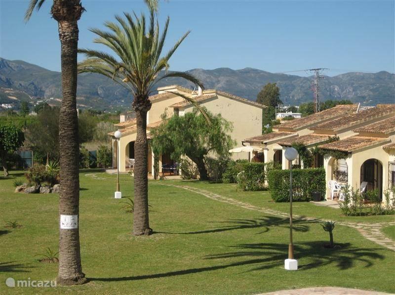 Vakantiehuis Spanje, Costa Blanca, Dénia Bungalow Casa Mimosa
