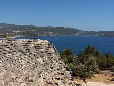 De Lycische kust, de natuur en cultuur