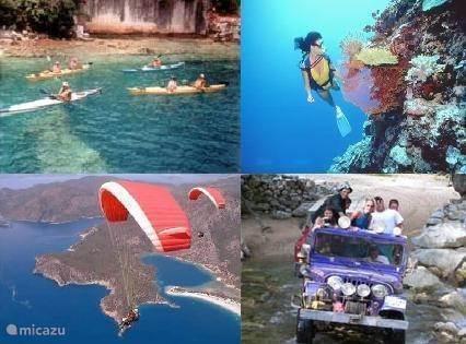 Excursies en sportieve activiteiten