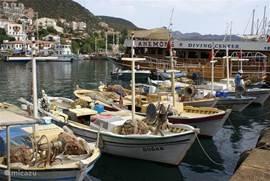 Kas; het duikcentrum van Turkije en de Middellandse Zee!