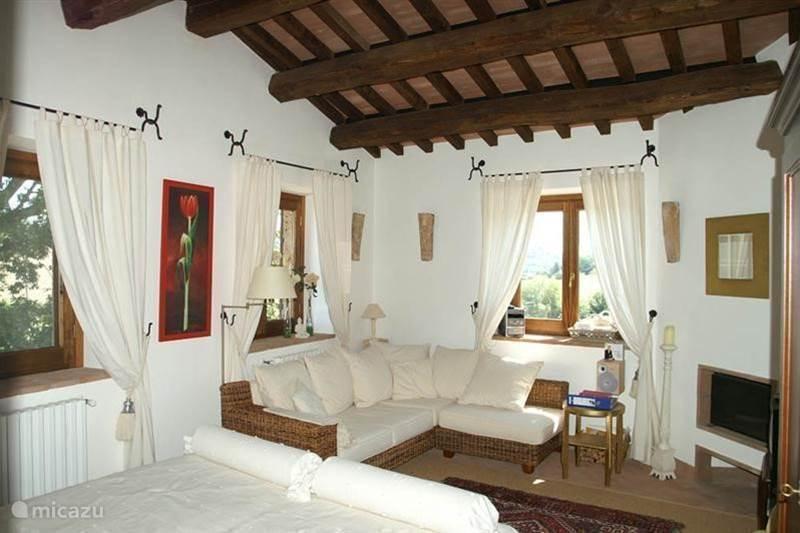 Vakantiehuis Italië, Toscane, Proceno Appartement 'Il Tulipano' romantische studio