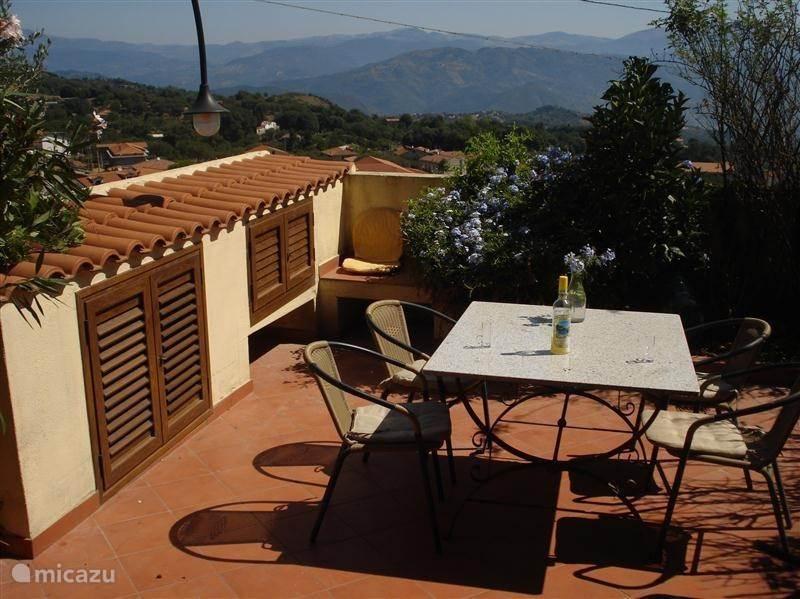 Vakantiehuis Italië, Campanië – vakantiehuis Casa Sette Venti