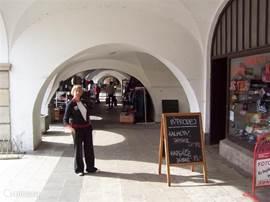 quaint shops