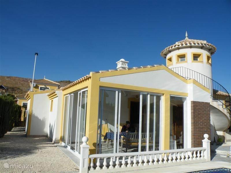 Vakantiehuis Spanje, Costa Cálida – villa Villa Casa Rose