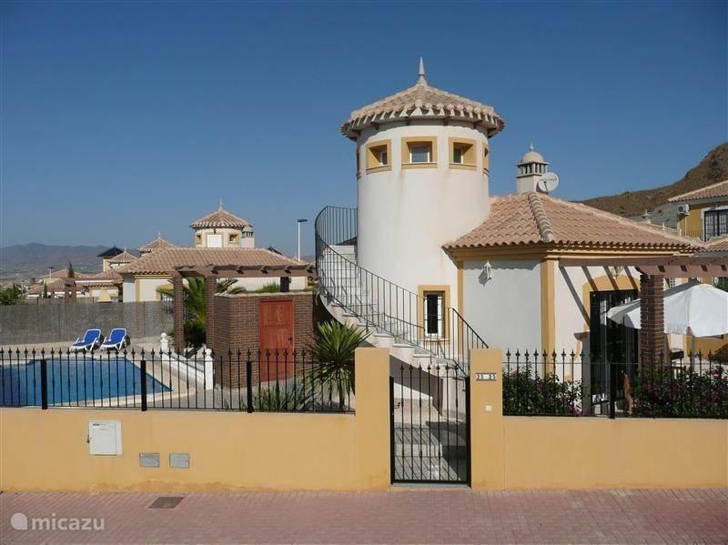 Vakantiehuis Spanje, Costa Cálida, Mazarrón Villa Villa Casa Rose