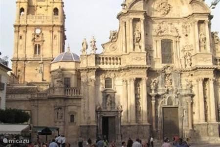 Plaats: Murcia (hoofdstad Provincie)