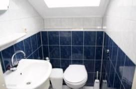 Tweede toilet boven