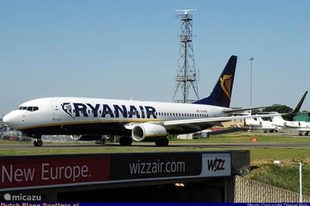 Per vliegtuig naar Zuid-Frankrijk