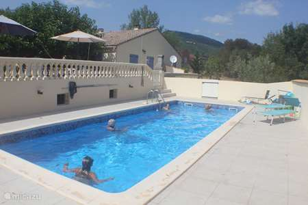 Vacation rental France, Hérault, La Tour-sur-Orb villa Villa Les deux mûriers