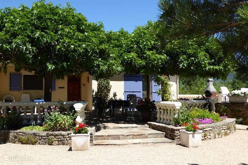 Vakantiehuis Frankrijk, Hérault, La Tour-sur-Orb Villa Villa 'Les deux mûriers'