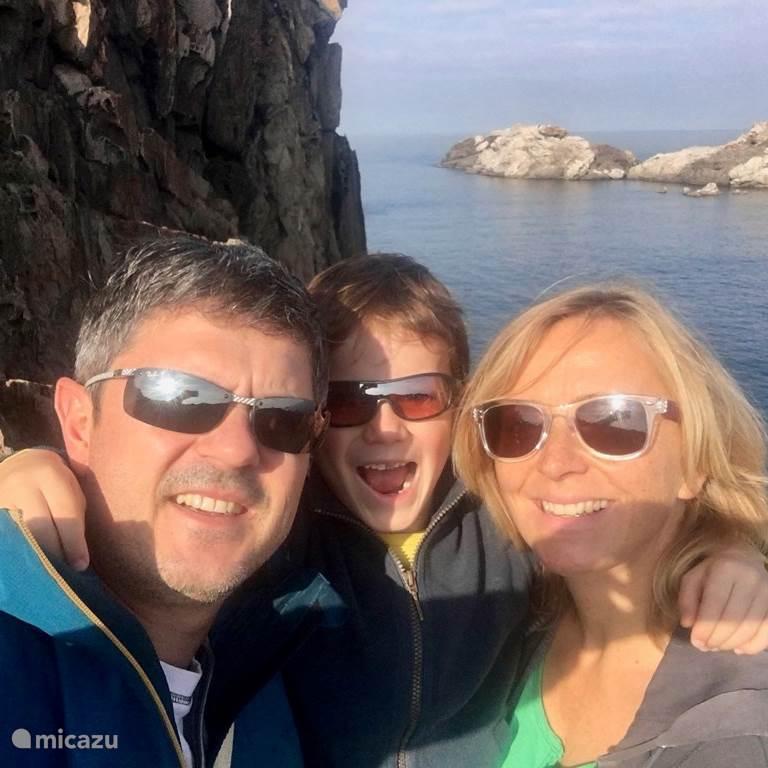 Blandine, Yann & Zachary Sougniez