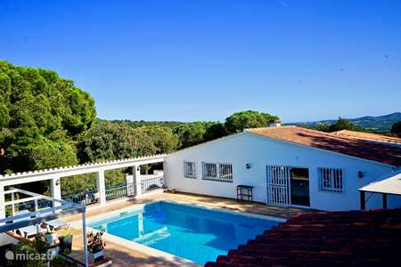Vakantiehuis Spanje, Costa Brava, Santa Cristina d'Aro bungalow El Sol Naciente