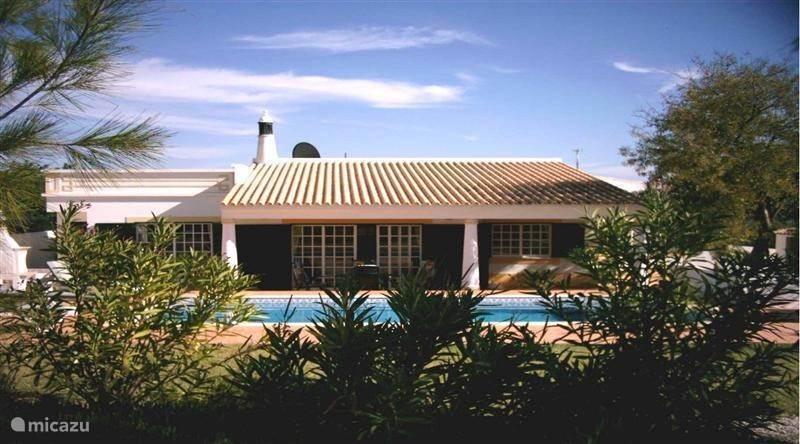 Vakantiehuis Portugal, Algarve, Paderne - villa Villa Jachmaar