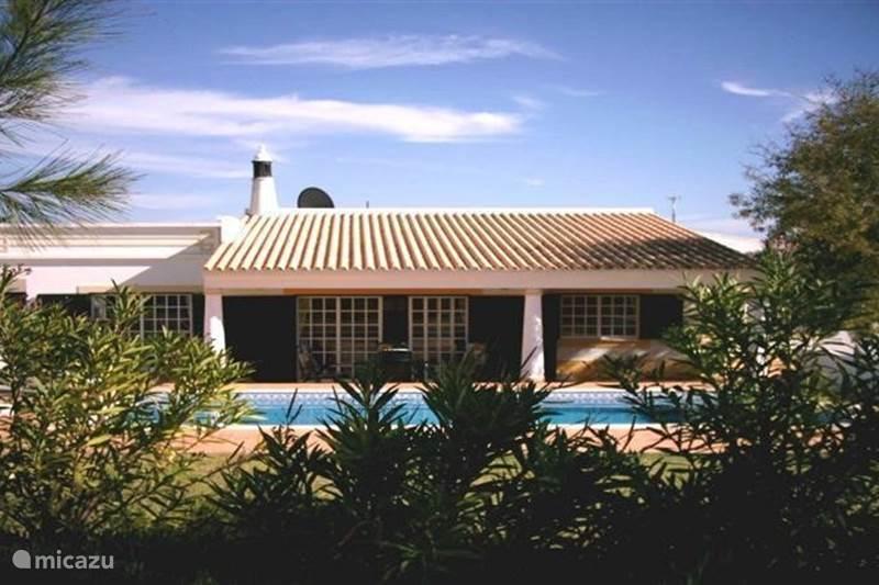 Villa Jachmaar in Paderne - Algarve - Portugal