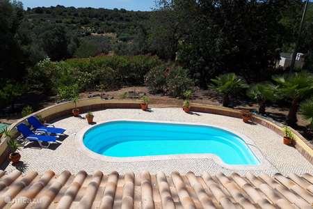 Vakantiehuis Portugal, Algarve, Moncarapacho villa 1 tot 6 p. prachtige prive villa