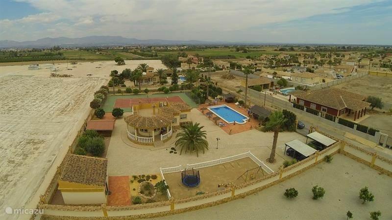Vakantiehuis Spanje, Costa Blanca, Catral - villa Casa Emperador