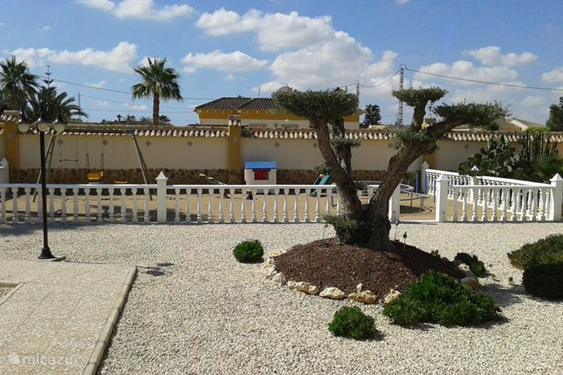 Vakantiehuis Spanje, Costa Blanca, Catral Villa Casa Emperador
