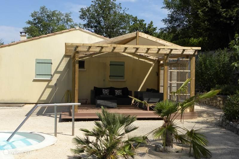 Vacation rental France, Gard, Goudargues Villa Villa Forza