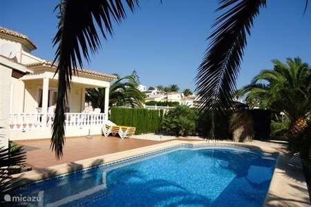 Vakantiehuis Spanje, Costa Blanca, Moraira villa Casa Herrera