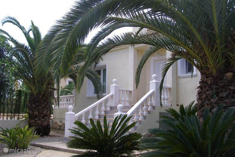 Vacation rental Spain, Costa Blanca, Moraira Villa Casa Herrera