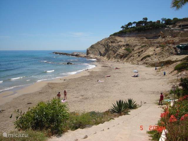 Vacation rental Spain, Costa Blanca, El Campello Apartment Cala Merced