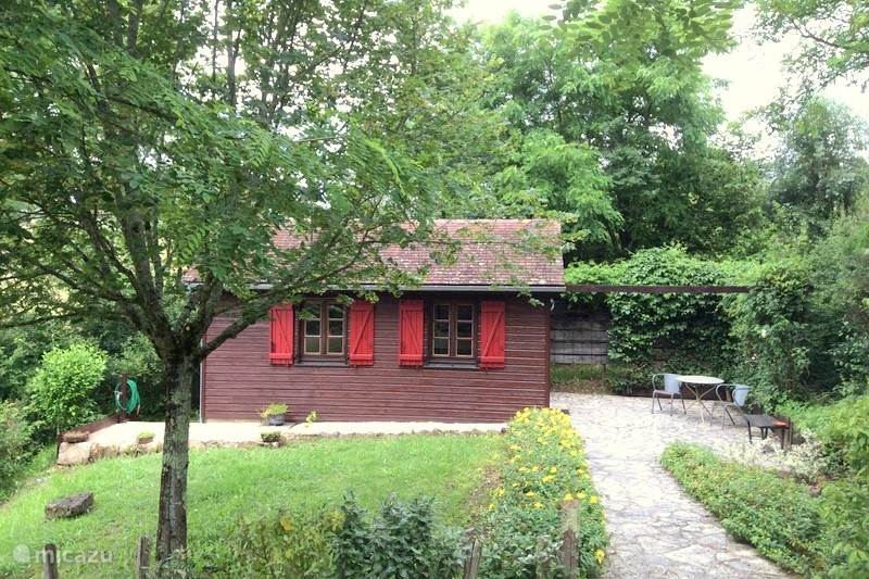 Vacation rental France, Dordogne, Lung Holiday house Le Cabanon