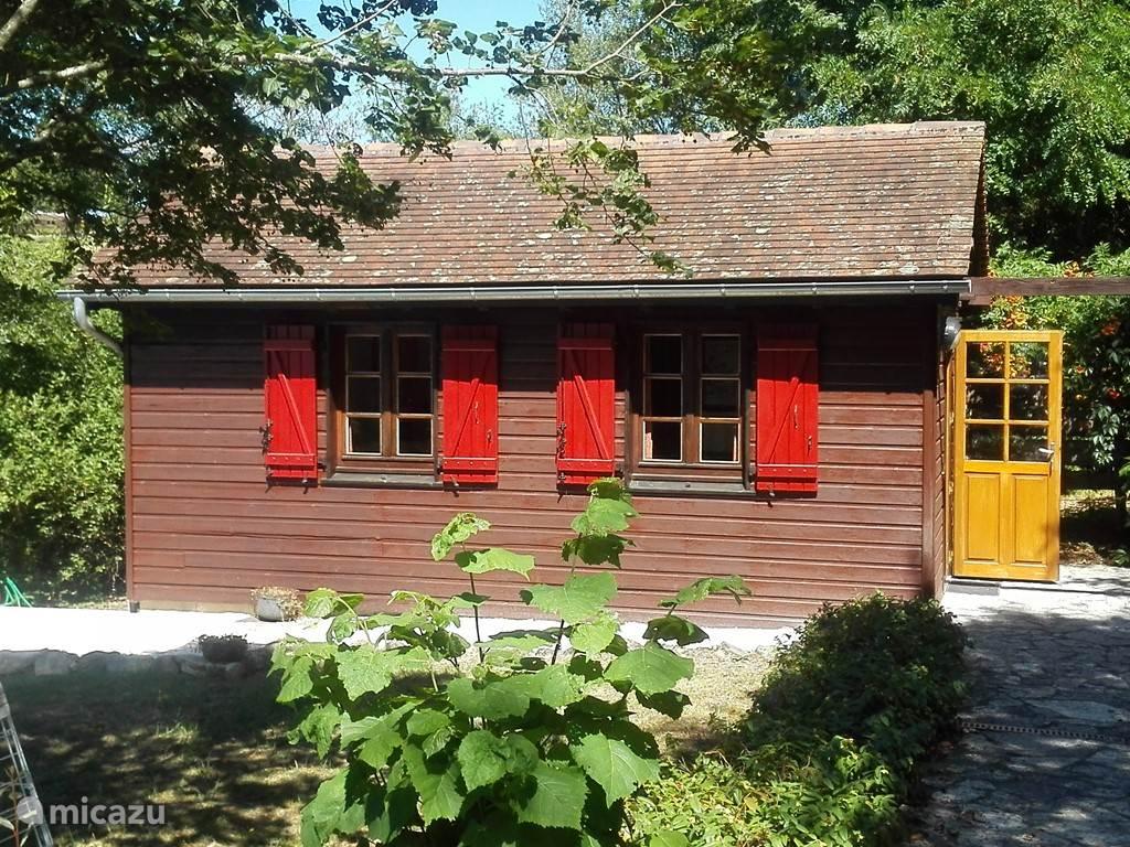 Le Cabanon, een aangenaam, comfortabel huisje op een prachtige plek.