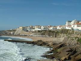 Vissers strand in Ericeira