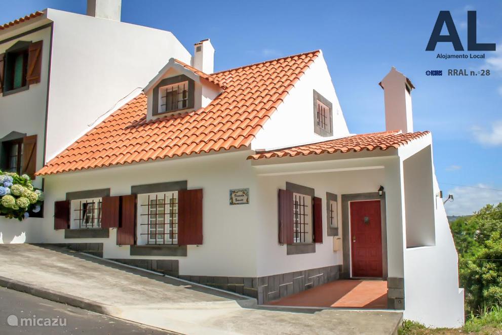 Vakantiehuis Portugal, Azoren, São Miguel – Porto Formoso Vakantiehuis Vivenda Xavier