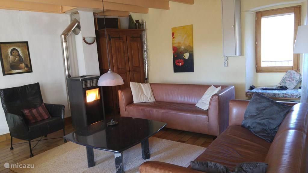 Vakantiehuis Frankrijk, Ardèche, Gluiras Vakantiehuis La basse Maza - La Vigne