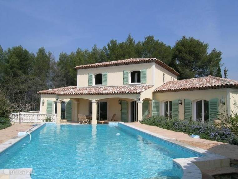 Vacation rental France, Provence, Flayosc villa Villa Albert