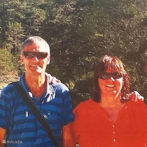 Dick en Jeanette Marcus