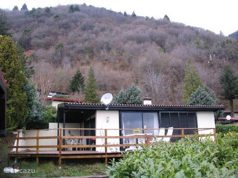 Vacation rental Italy, Lake Garda, Tignale - bungalow Sunclass bungalow