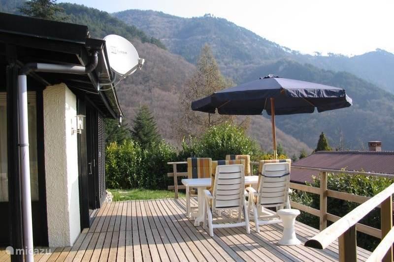 Vakantiehuis Italië, Gardameer, Tignale Bungalow Sunclass bungalow
