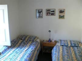 1 van de 3 slaapkamers