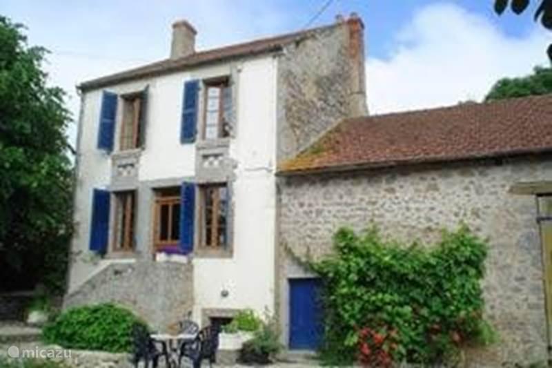 Vakantiehuis Frankrijk, Yonne, Chastellux-sur-Cure Boerderij La Diligence